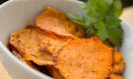 Les bienfaits santé de la patate douce