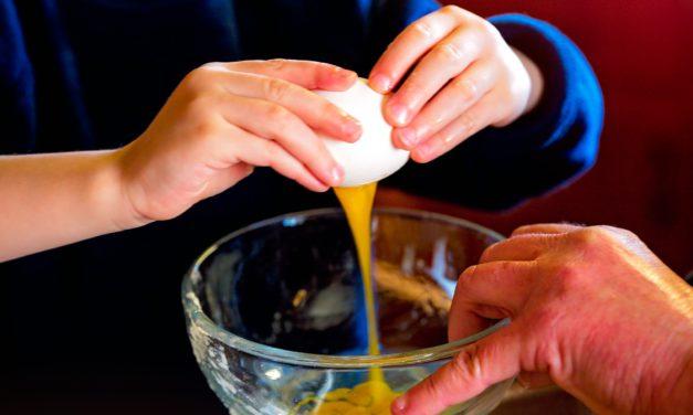 Cuisiner des repas sains avec vos enfants