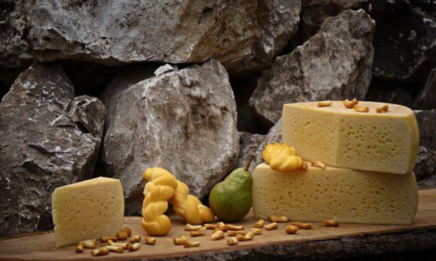 Les fromages les moins caloriques