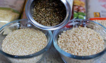 Remplacer le riz blanc par le riz complet : une clé pour perdre du poids