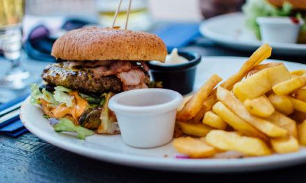 Trop de gras peut vous faire perdre l'odorat