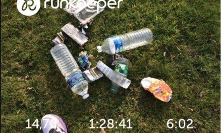 «Un run = 1 déchet», l'initiative solidaire d'un nantais qui cartonne