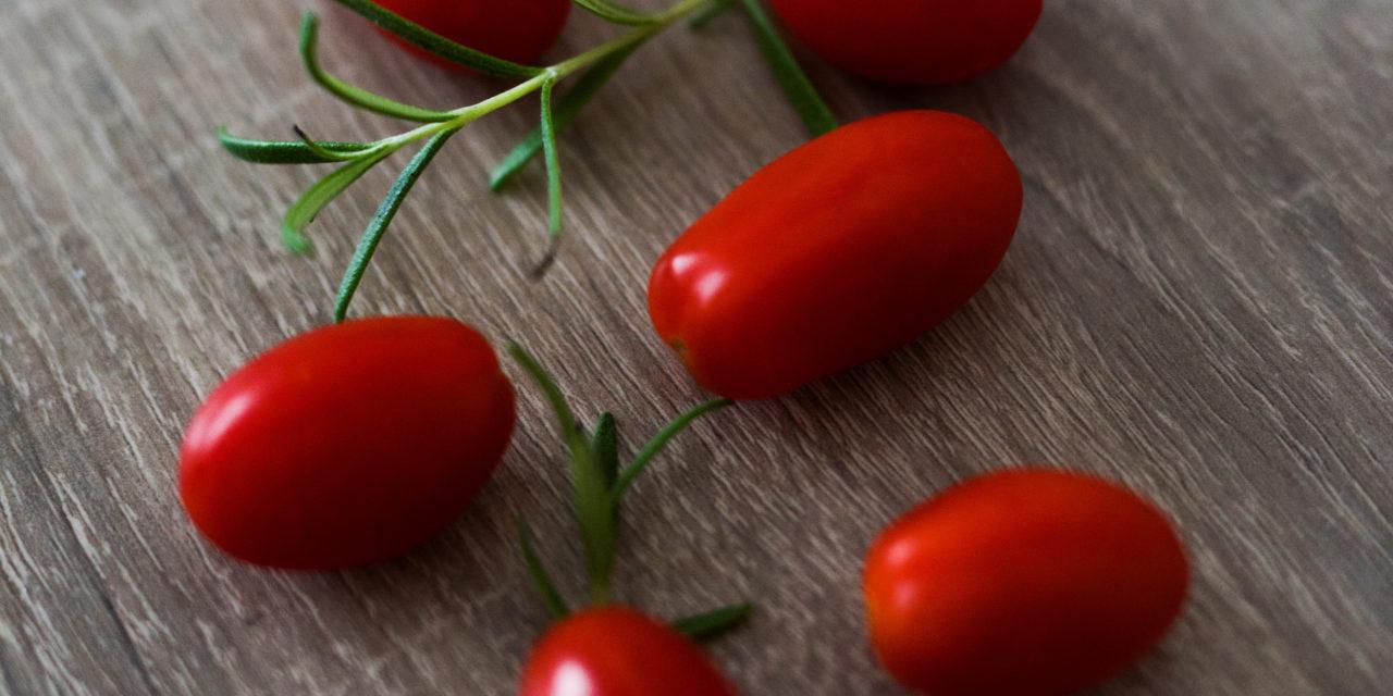 Tomates bio, plus riches en nutriments