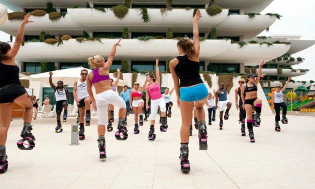 Le Kangoo Jump : Faites des bonds pour maigrir