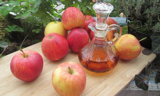 Le vinaigre de cidre : remède naturel contre l'infection des sinus