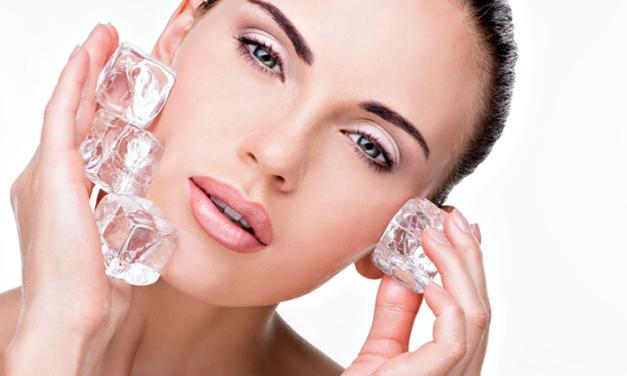 Le glaçon: votre rituel de beauté low-cost pour la peau