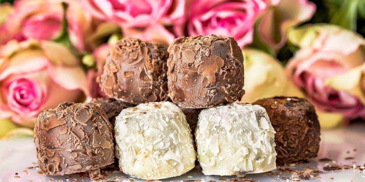 Chocolat au lait, aux amandes ou blanc ?