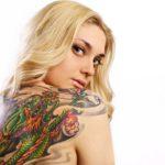 Et si vos tatouages vous empêchaient de transpirer?