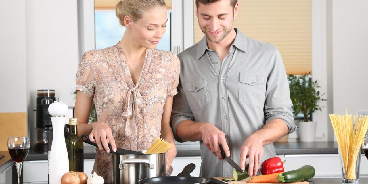 Les hommes qui mangent des fruits et légumes sont plus attirants