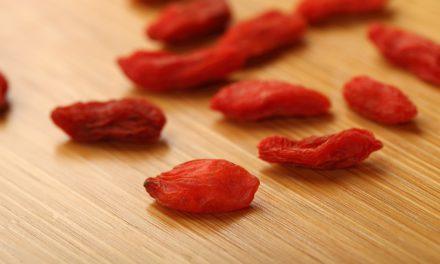 Les baies de goji, les bonnes raisons d'en consommer toute l'année