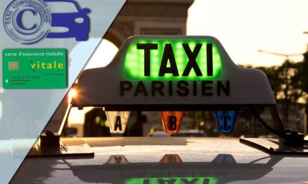 Prendre un taxi conventionné : comment ça marche ?
