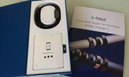 Test du Fitbit Charge 2 : un assistant forme et santé doué mais encore trop passif
