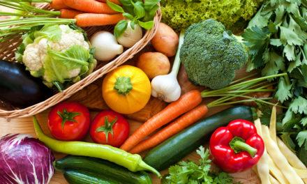 Manger équilibré facilement : la technique des 5 couleurs