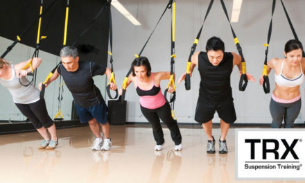 Se muscler en équilibre. Découvrez le TRX