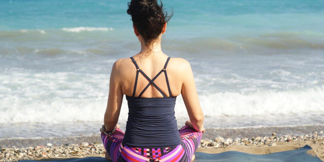 4 postures de yoga pour réduire l'anxiété