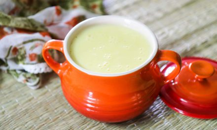 Recette sans lactose : Crème à la vanille et graines de chia