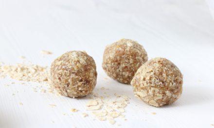 Les energy balls : le nouveau snack santé !