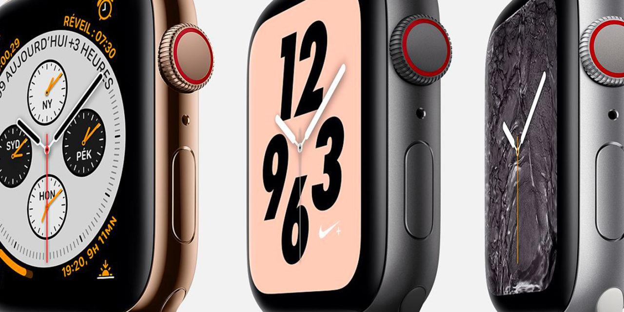 Pourquoi ne faut-il pas – encore – acheter une Apple Watch Series 4 ?