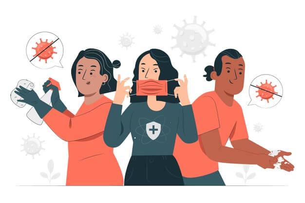 Covid-19 : Comment bien protéger sa santé pendant la pandémie?