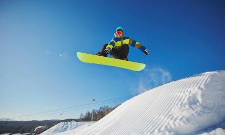 Comment sont fabriqués les halfpipes en neige pour Snowboard ?